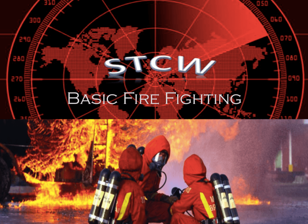 STCW Basic Fire Fighting