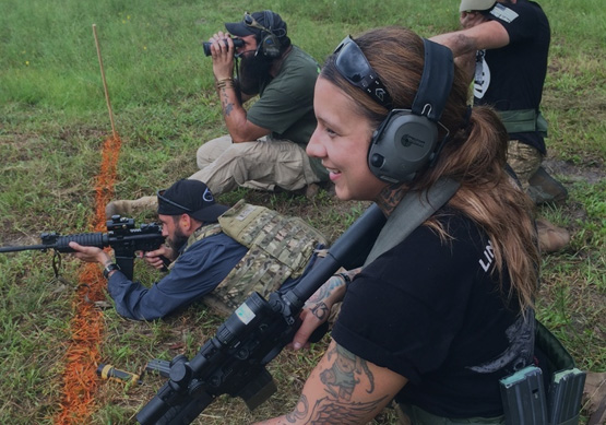 Tactical Carbine & Rifle Course