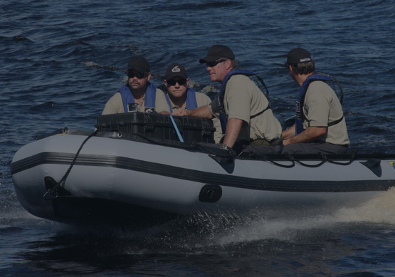 Waterborne Security Patrol Coxswain Course by Six Maritime