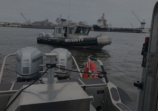 Waterborne Security Patrol by Six Maritime
