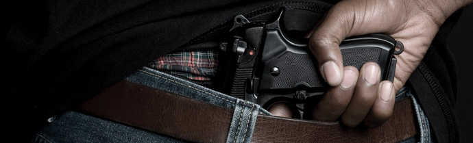CONCEALED CARRY: 5 COMMON MISTAKES