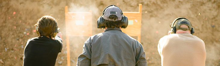 IMPORTANCE OF REAL FIREARMS TRAINING