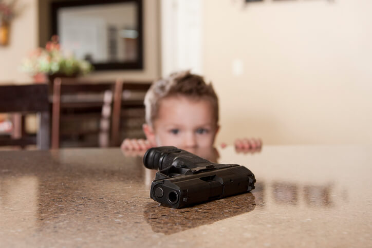 PROTECTING CHILDREN THROUGH FIREARMS EDUCATION