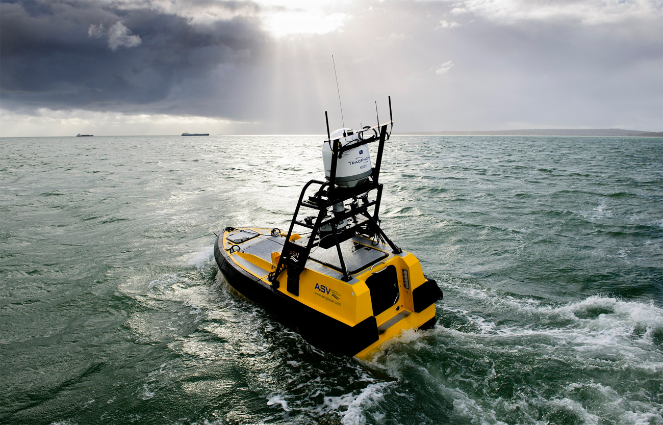 Six Maritime, Others Produce First Affordable USV