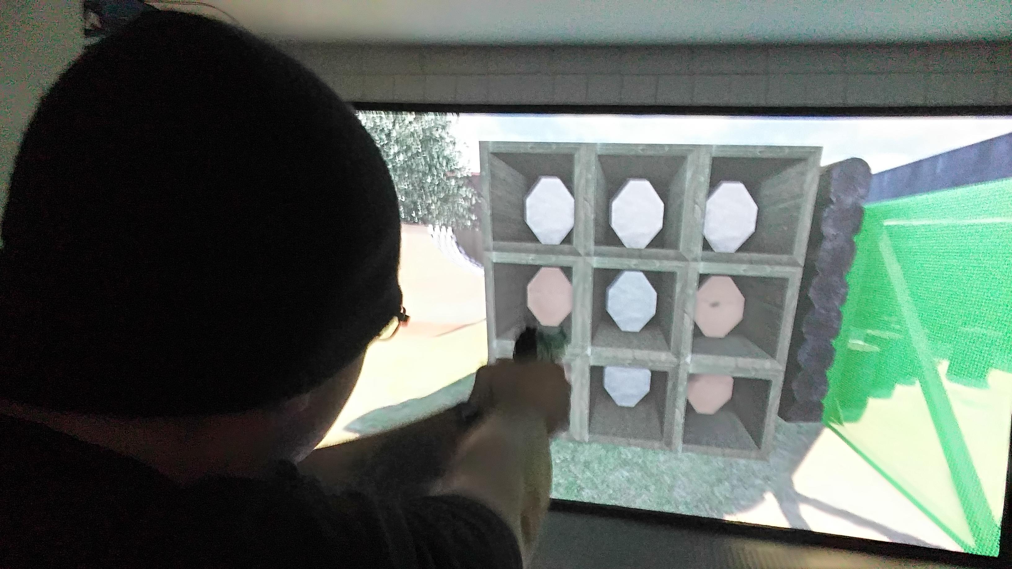Weapons Simulator to Begin in April