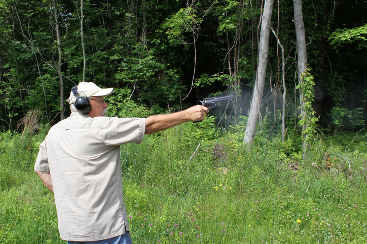 Target Shooting Outdoors? Read This First!