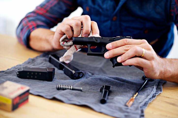 6 Tips For Cleaning Your Gun