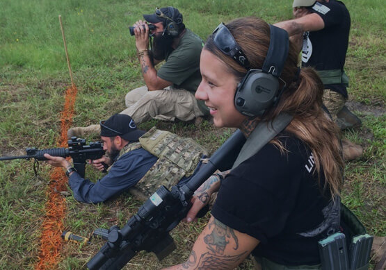 Tactical Carbine / Rifle Course